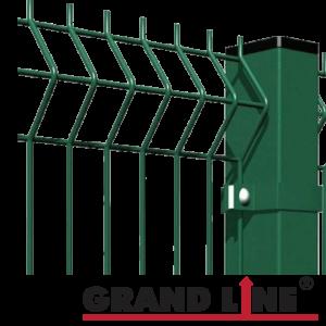 Панельные ограждения Grand Line® и Optima